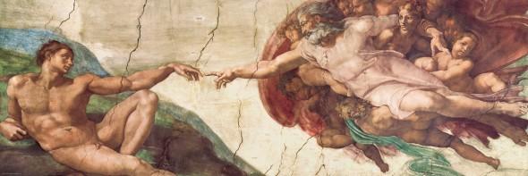 Michelangelo Puzzle – Große Kunst auf kleinen Teilen!