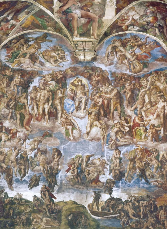 Michelangelo  Puzzle 25.114_00
