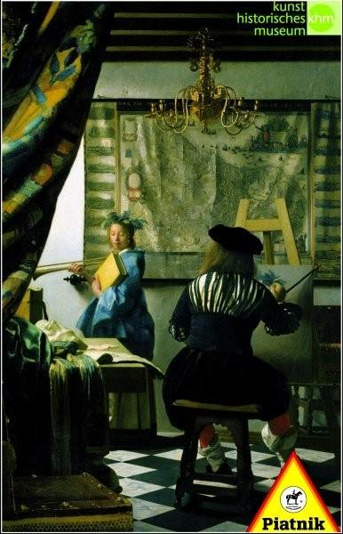 Jan Vermeer Puzzle 13.831_00